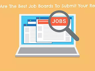 What Are The Best Job Hunting Websites To Send Your Resume To?