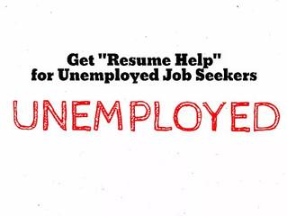 Get Resume Help For Unemployed Job Seekers in Phoenix AZ