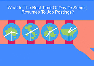 What Is The Best Time Of Day To Submit Resume To A Job Posting?