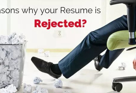 Why Is My Resume Getting Rejected?