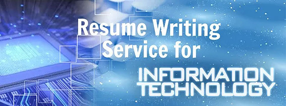 resume services for information technology