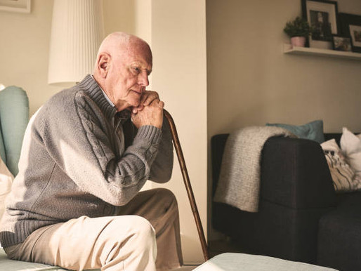 3 steps to help the elderly battle lockdown loneliness