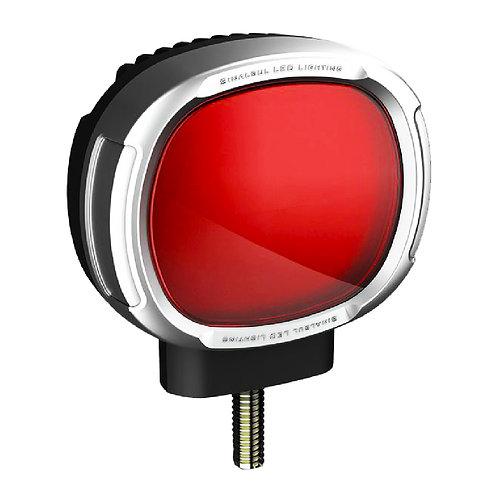 Lanterna Foguinho LED Vermelho