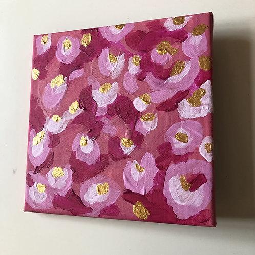 Bloom in magenta