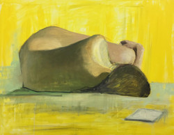 The Letter, Yellow figure