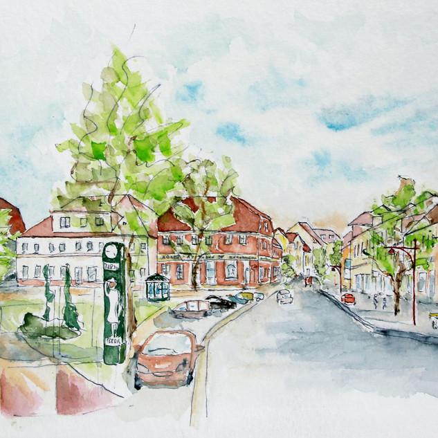 Genthiner Markt
