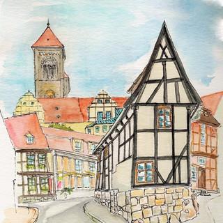 Gebäudeporträts