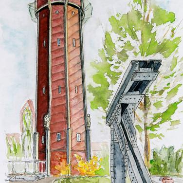 Genthiner Wasserturm