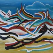 Fliegende Pferde