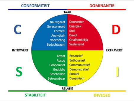 Steeds weer die 4 kleuren. Welke kleuren zijn essentieel als verkoper?