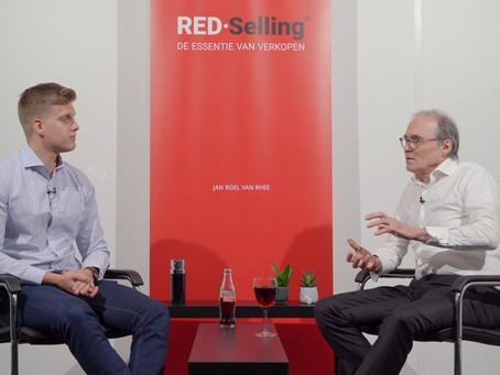 Interview met Thomas Wouters van AXI | Waarom jonge mensen kiezen voor een verkoopjob.