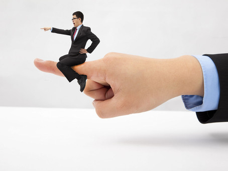 Zijn persoonlijke belangen dikwijls doorslaggevend in de zakelijke verkoop?