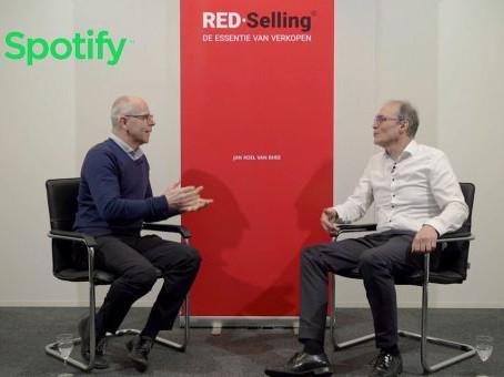 Jan Roel interviewt sales trainers. Deze aflevering: Dirk Verhoeven van DSalesMentor