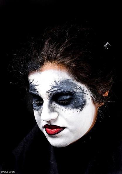 Browless Makeup