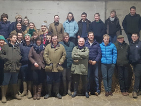 YOUNG FARMERS EVENING