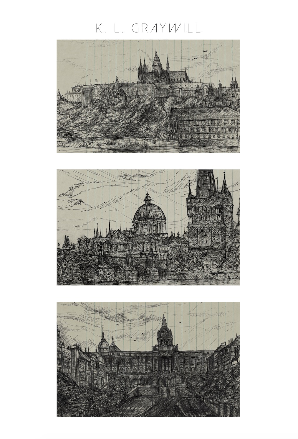 Prague Sketches