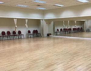Studio 4 interior