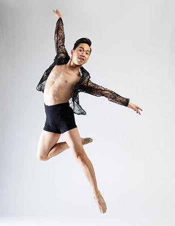 Vin Eiamvuthikorn, dance portrait