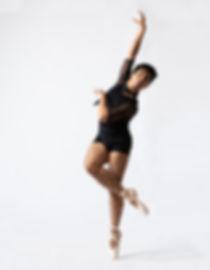 Joshua Ugarte, dance portrait