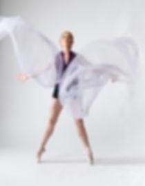 Caitlin Radcliffe, dance portrait