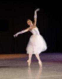 Allison Meson, dance portrait