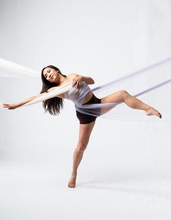 Lara Cheng, dance portrait