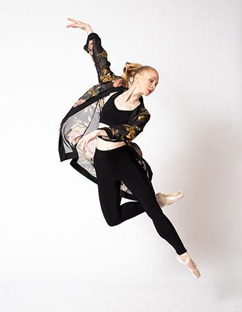 Kelley Hashemi, dance portrait
