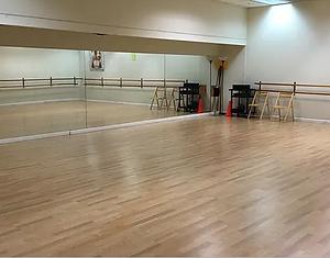 Studio 3 interior