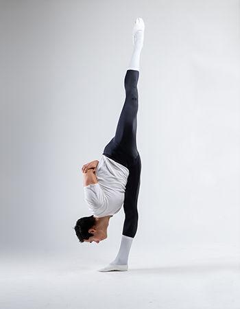 Sam Ek, dance portrait