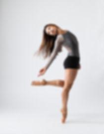 Yan Zhang, dance portrait