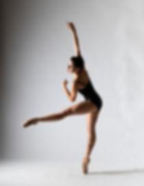 Chloé Watson, dance portrait