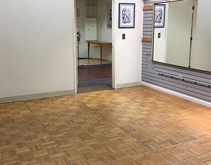 Studio 5 interior