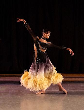 Macy Almendariz, dance portrait