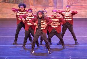 Hip Hop Nutcracker Soldiers