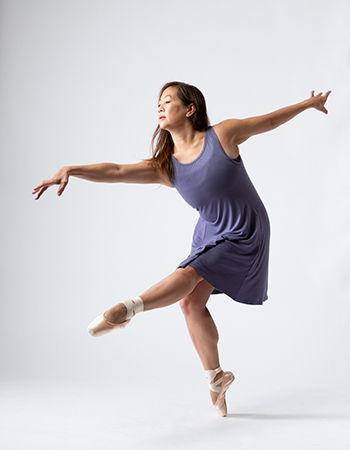 Beth Lim, dance portrait