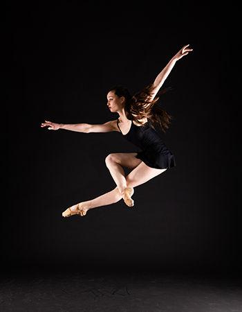 Léna Alvino, dance portrait