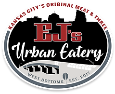 EJ's Urban Eatery in Kansas City's West Bottoms. The Original Meat-and-three.