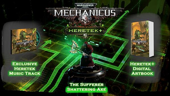 Mechanicus Heretek+(plus) transparent ba