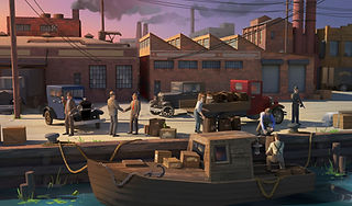 Mafia management sim, City of Gangsters, is now available to pre-purchase on Steam ahead of its full release on August 9th.