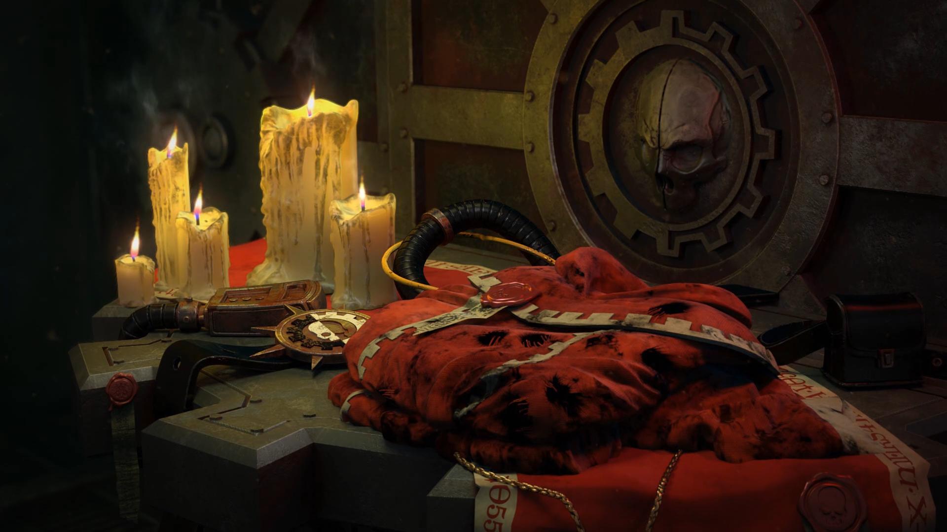 Warhammer 40 000 Mechanicus Video Game