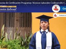 Cedesarrollo Comfenalco certificó a 324 nuevos técnicos laborales en Cartagena