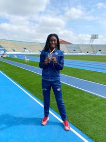 Deportistas de Comfenalco se destacaron en Sudamericano de Atletismo
