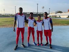 Atletas del Club Deportivo Comfenalco con excelentes resultados en el Grand Prix Ecuador