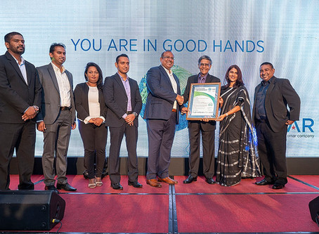 Apparel manufacturer becomes Sri Lanka's largest carbon neutral entity.