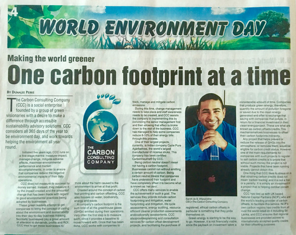 16-06-09 World Environment Day - Interve