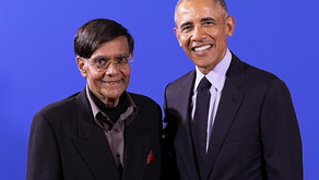 Prof. Munasinghe and President Obama share limelight at Global Climate Leadership Summit