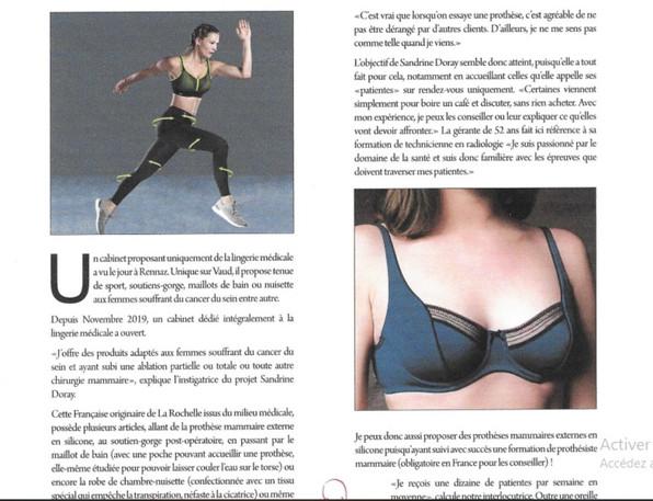 Revue Femme et Sport