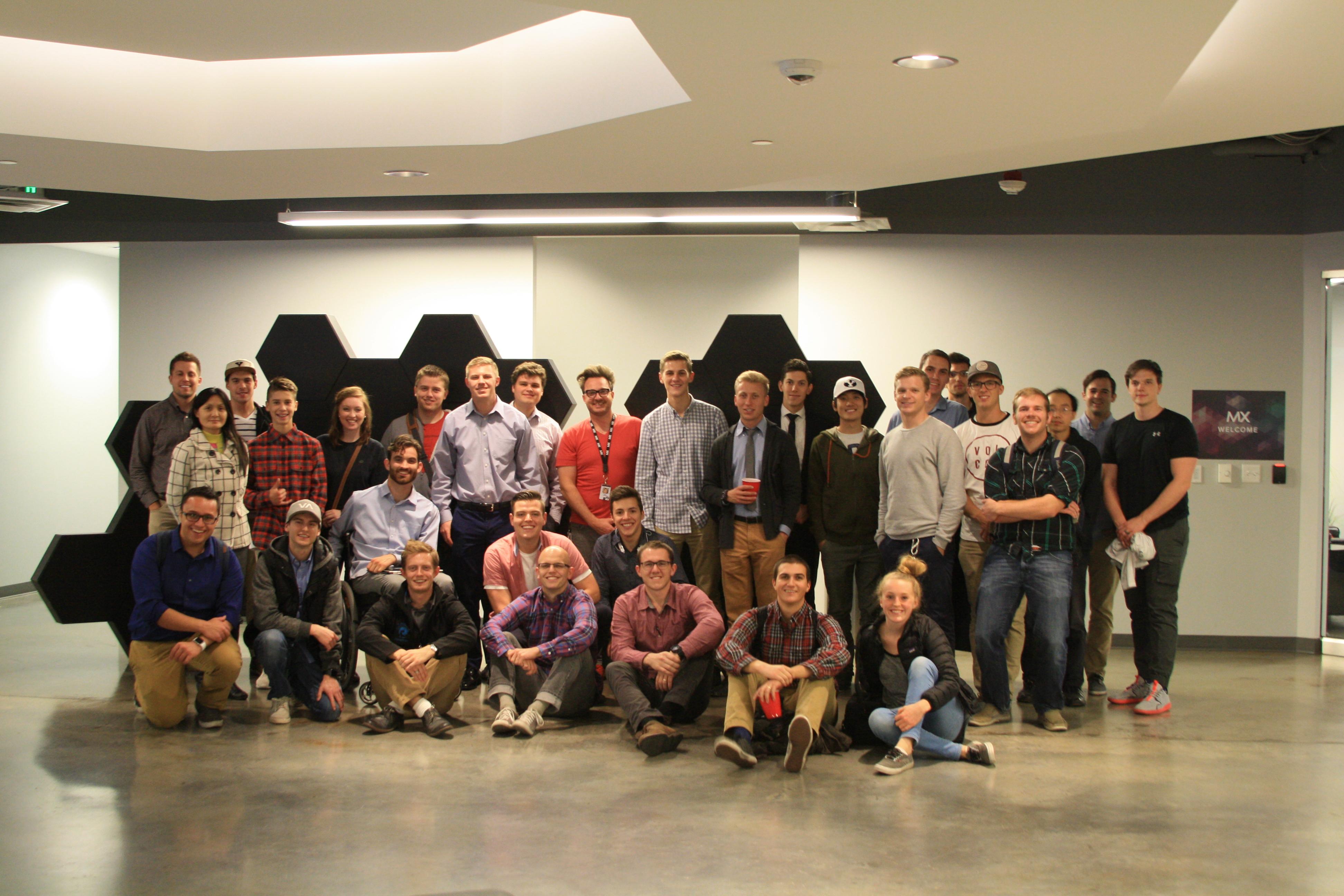 eClub at MX HQ