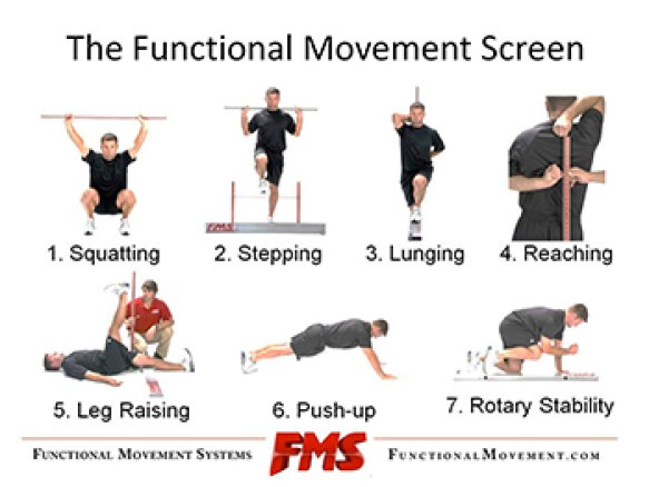 Image result for functional movement screen