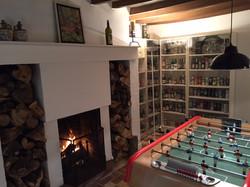 Relais du Château Bar Salle de jeu